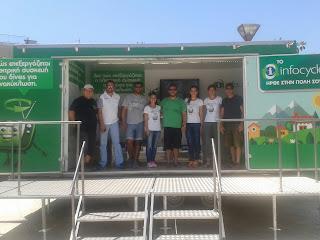 Ηγουμενίτσα: Δράσεις στην πλατεία Δημαρχείου στην Ηγουμενίτσα για την ανακύκλωση των παλιών ηλεκτρικών συσκευών