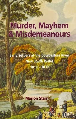 Murder, Mayhem & Misdemeanours
