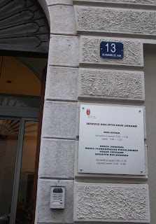 The museum commemorates two writers who helped put Trieste on the map.