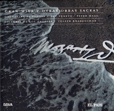Mozart - Col. El País 250 Aniversario-(2006)-14-Gran misa y otras obras sacras-carátula frontal