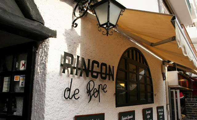Rincon de Pepe, Cala Salada, Ibiza