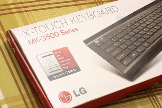 Bàn Phím LG MK 3500