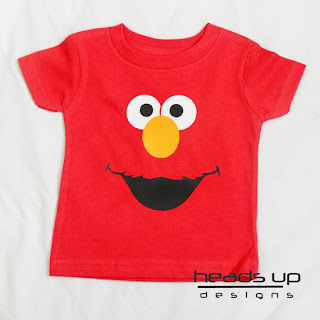 Heads Up Designs elmo
