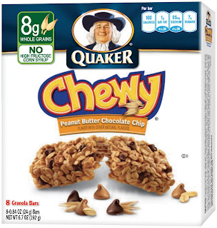 Amazon: Quaker Chewy Granola Bars As Low As $1.66 Per Box ... Quaker Chewy Logo