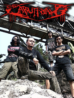 Cabut Nyawa Band Technical Brutal Death Metal Cibinong Bogor Indonesia Photo Wallpaper