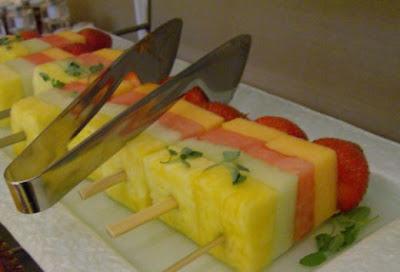 Fotos de Decoração de Frutas
