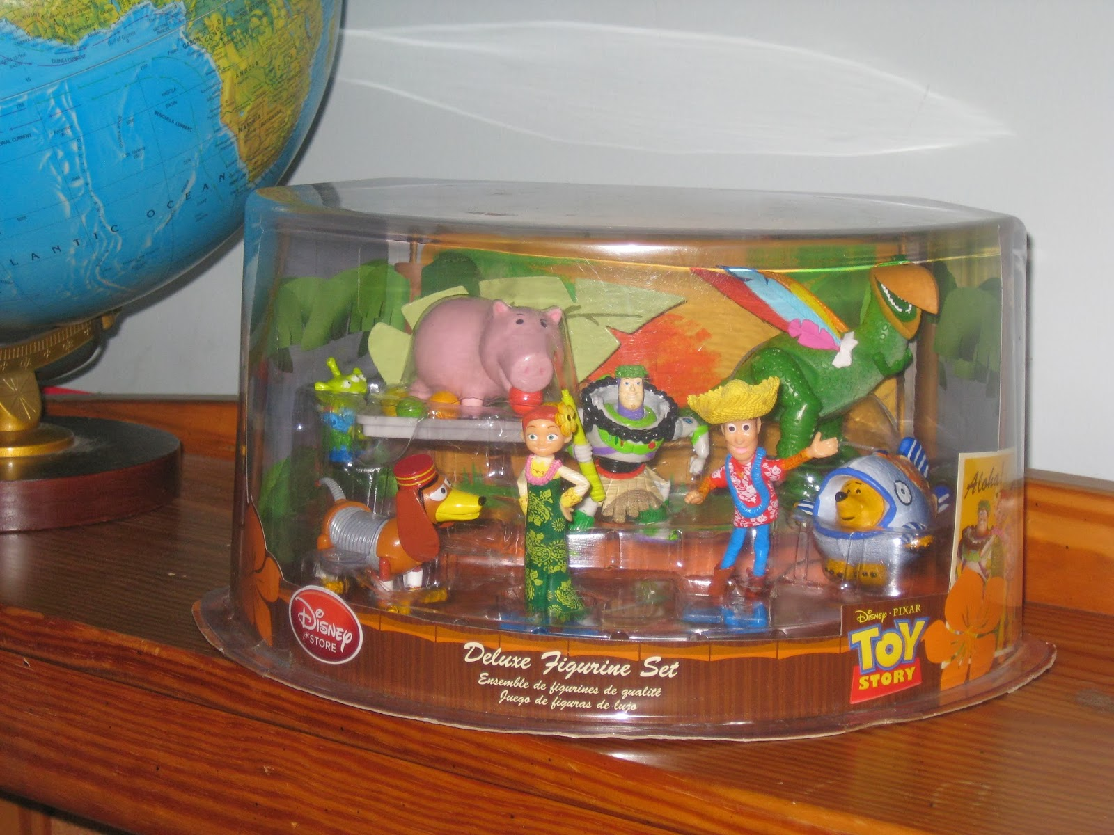 Toy Story Action Figures Set : Toy story capsule toy set from japan action figure set cu flickr