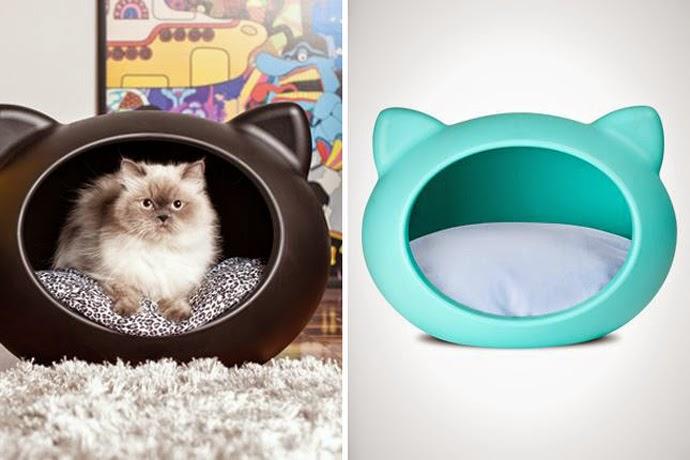 Las 10 Casas mas Originales para Gatos
