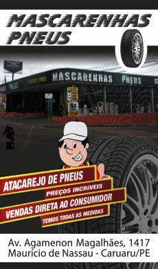 MASCARENHAS PNEUS