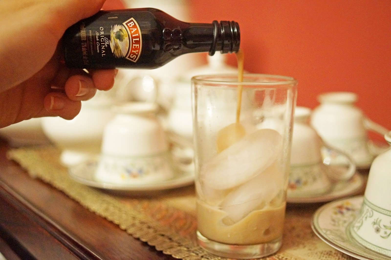 Treat yourself to some delicious Baileys irish liquor!