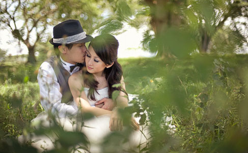 Pre-Wedding Photographer 婚礼摄影师