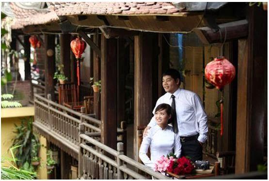 Những quán cafe chụp ảnh cưới đẹp ở Hà Nội
