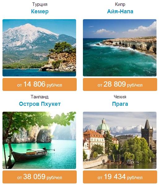 Топ-7 стран и курортов, где популярен All Inclusive Всё включено