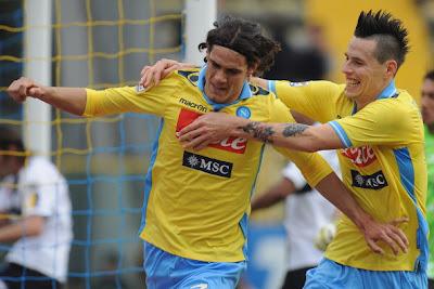Parma Napoli 1-2 highlights sky