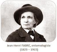 Henri Fabre entomólogo francés