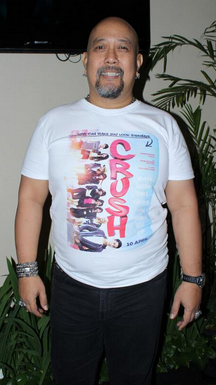 indro warkop Film Crush Cherrybelle