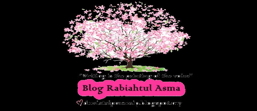 Rabiahtul Asma