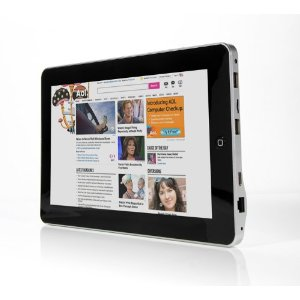 iRulu 10.1 inch Android 4.0 Touchscreen Tablet MID Google 3G
