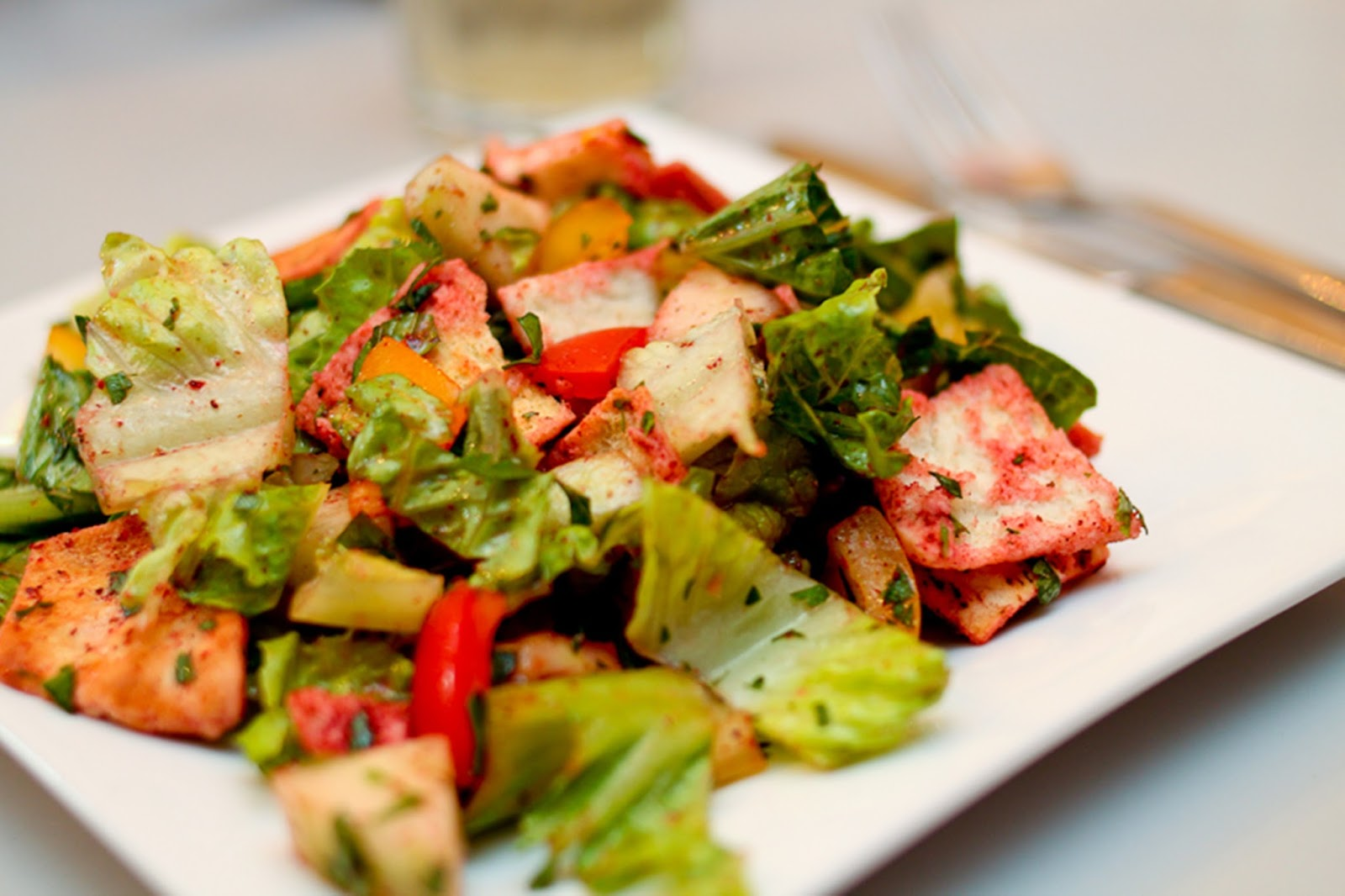 Фатуш салат