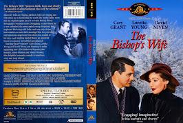 La mujer del obispo (1947) - Carátula