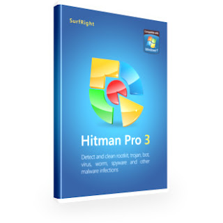 برنامج فحص الكمبيوتر وإزالة الفيروسات والتروجانات HitmanPro 3