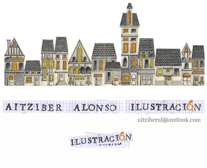 Aitziber Alonso ilustración