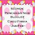 Segmen: Pencarian New Bloglist Cikgu Farha Jan-Feb