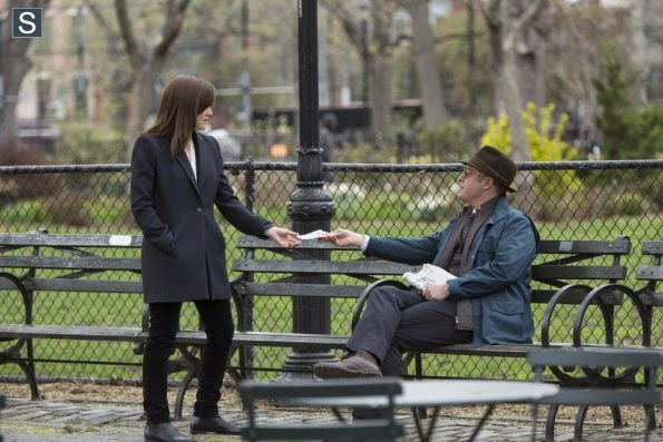 The Blacklist - Episode 1.21 - Berlin (No. 8) - Season Finale Part 1 of 2 - Review