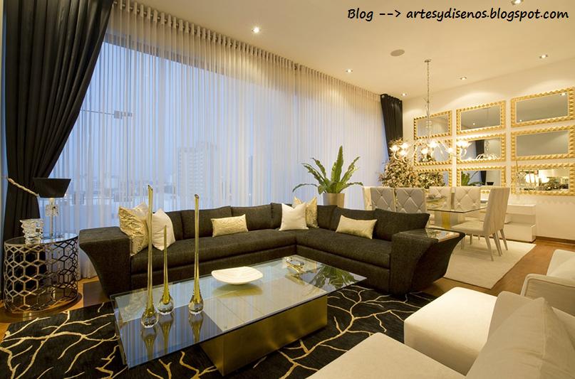 Alfombras para ambientes del hogar - Decorar con alfombras ...