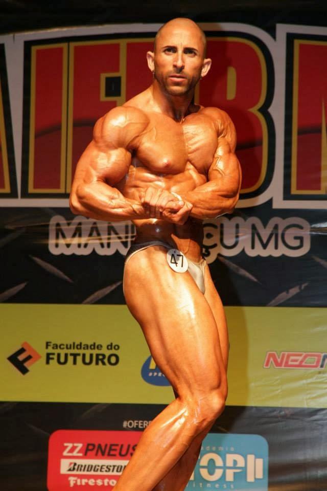 Jefferson vai se preparar para participar do campeonato mineiro no ano que vem Foto: Alan Caetano