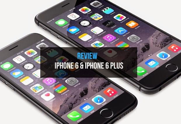 Apple iPhone 6 And iPhone 6 Plus - Review