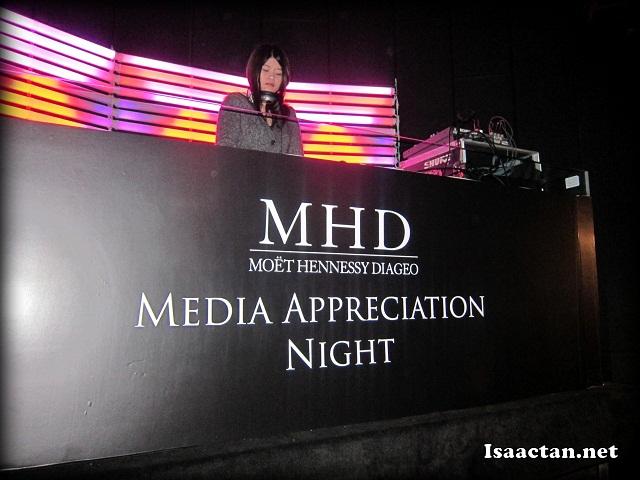 Moet Hennessy Diageo Media Appreciation Night