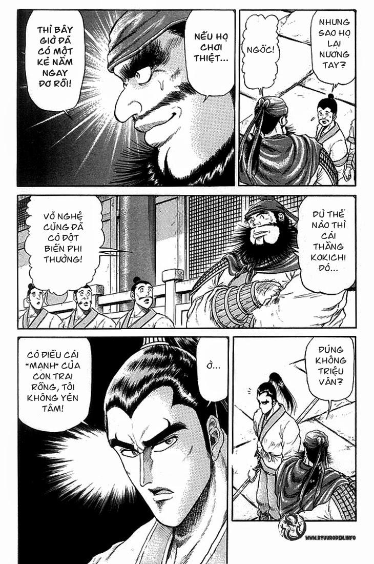 Chú Bé Rồng - Ryuuroden chap 10 - Trang 35