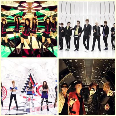 Just For Fun] Funny Facts in MV and Songs from Kpop