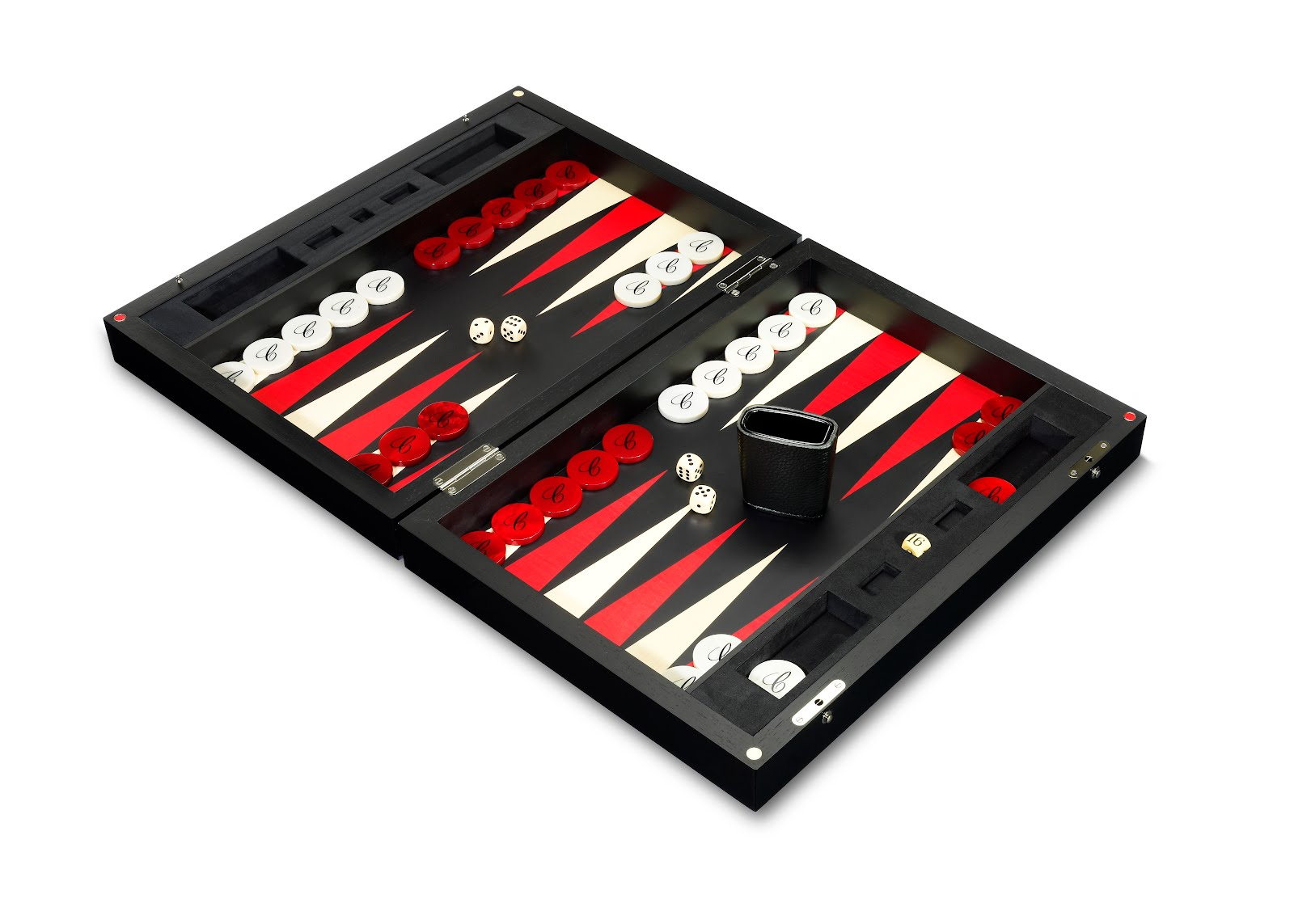 El Backgammon de Chopard