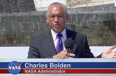 Charles Bolden, NASA administrator. NASA 2012.