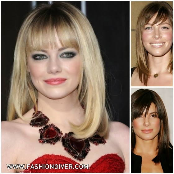 Shoulder Length Hairstyles for 2014 / Cortes de cabello al hombro