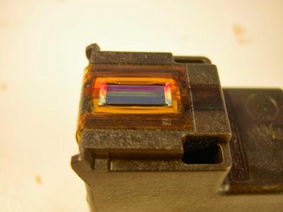 inyectores de impresión cartuchos canon