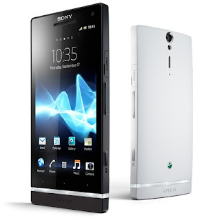 Xperia S - the first smartphone Sony