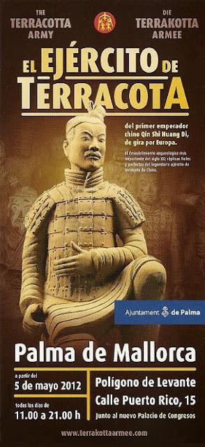 El ejercito de Terracota. Los guerreros de Xian