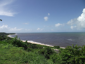 Porto Seguro - litoral Brasil