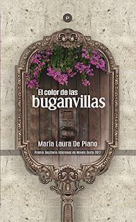 El color de las buganvillas- Maria De Piano