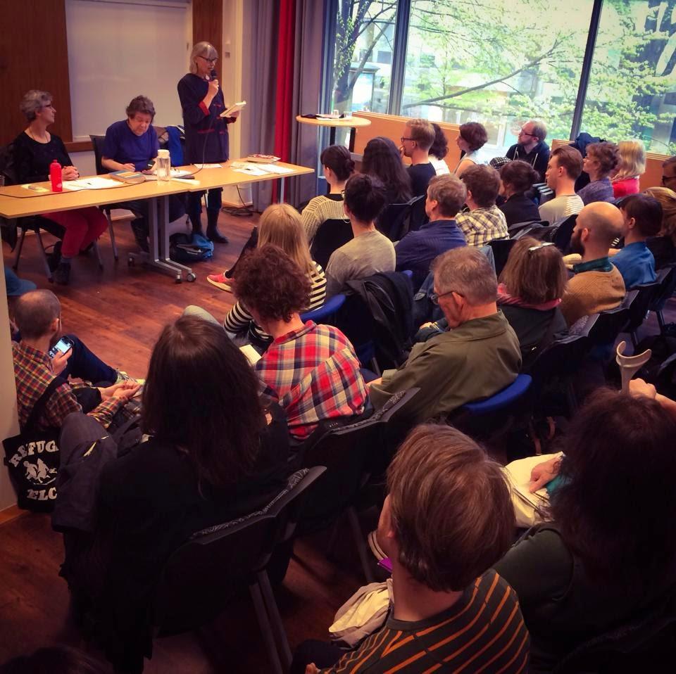 Möte om bortträngda minnen - Feministiskt  Forum 10 maj 2014