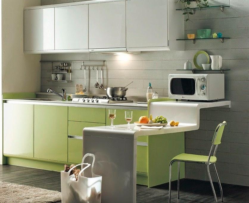 mini cocinas llenas de grandes ideas decoracin - Mini Cocinas