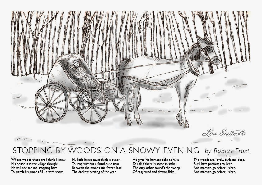 stopping by on a snowy evening essay American history essays: robert frost's stopping by woods on a snowy evening.