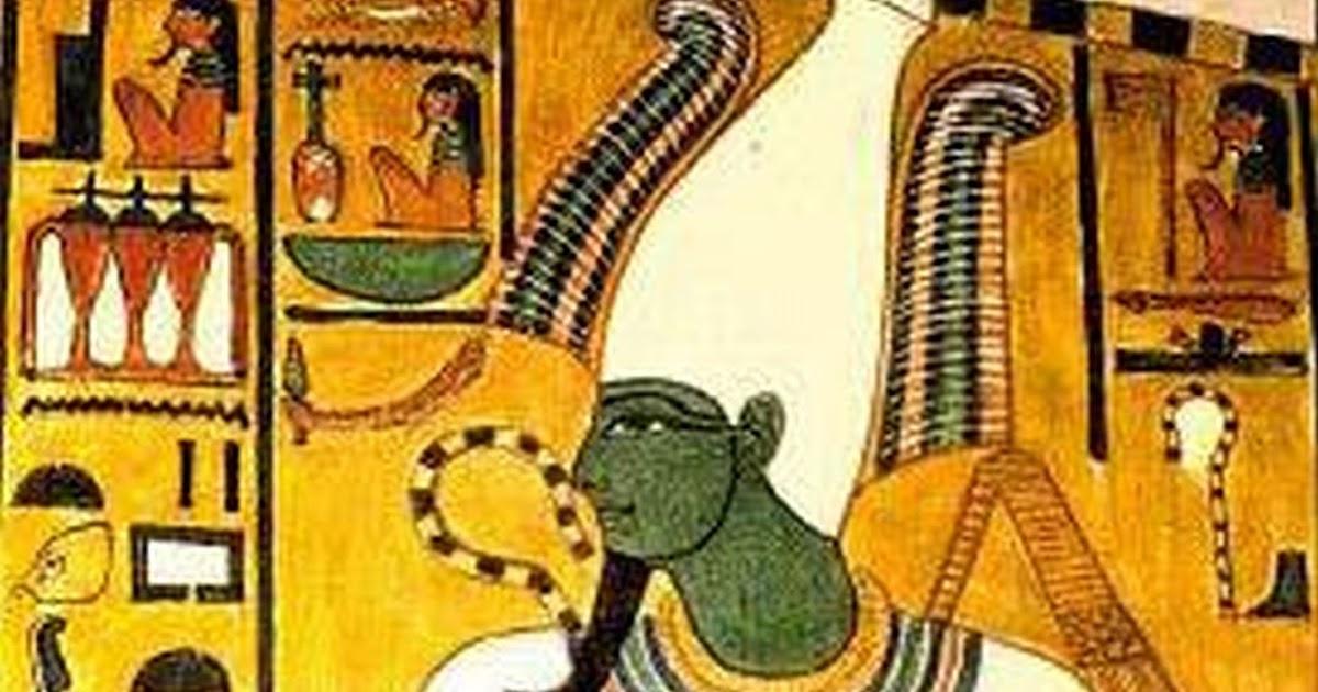 coffin of pedi-osiris essay