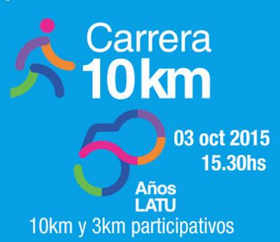10k y 3k por 50 años del LATU (Carrasco, 03/oct/2015)