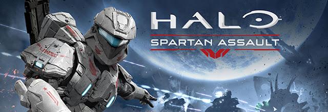 spartan assault game logo