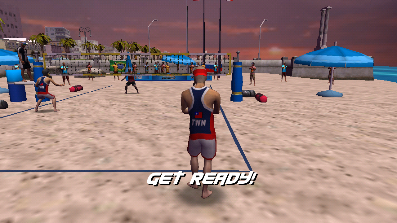 Volleyball EE Motion Control Apk v1.0 + Data Full