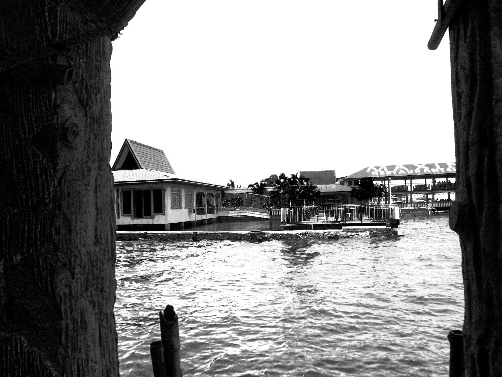 dock at Alaminos Pangasinan